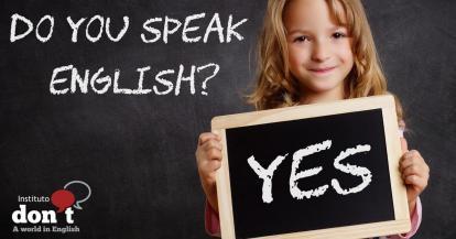 7 motivos para aprender inglés desde niños