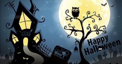 Halloween Instituto Don't