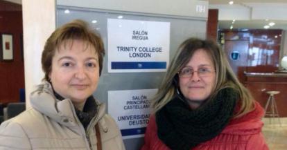 Asistencia a Taller organizado por Trinity College London.
