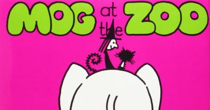 Mog at the zoo - Meg And Mog